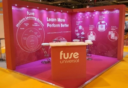 Expo and Fuse Win Best Stand In Show