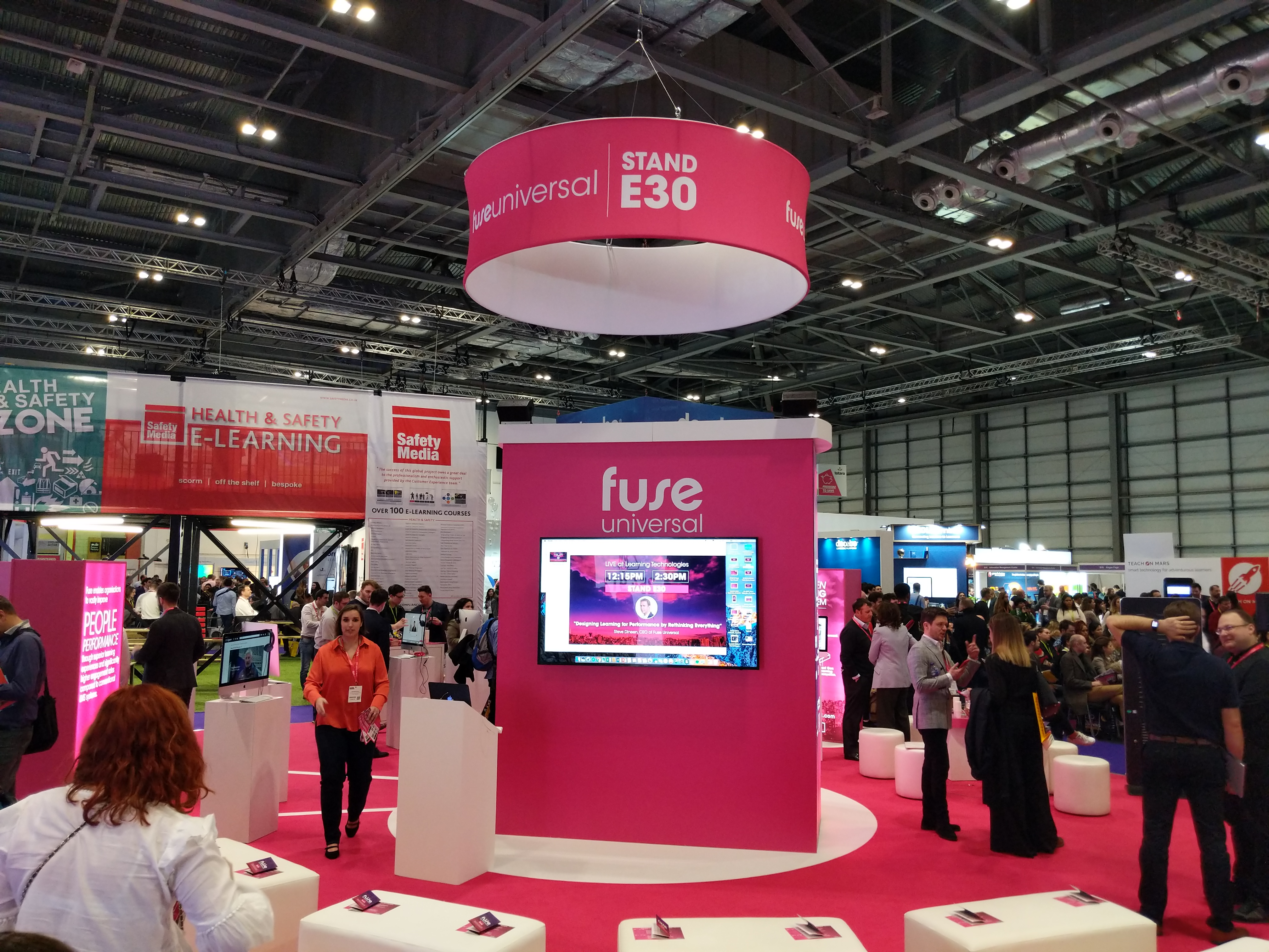 Exhibition Stand Builders Hertfordshire : Exhibition stands at excel london exhibition stand design at