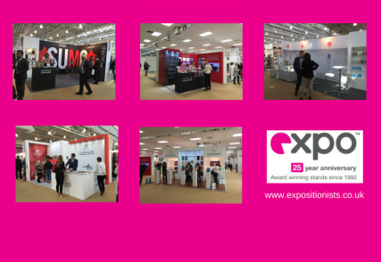 It may be autumn, but things are hotting up at Expo