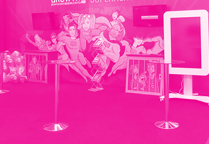 How To Create  The Perfect Exhibition Stand
