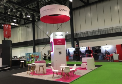 Boosting your exhibition stand