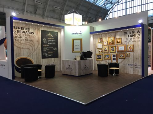 Small Exhibition Stand Examples : Exhibition stand examples gallery expositionists